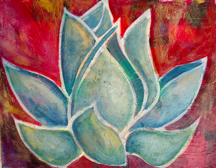 Paint Yourself Happy Lotus Flower Studio Lilley